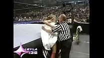 WWE Raw July 4th 2005 - Bikini Boot Camp - Leyla Nipple Slip (2005 Divas Search) - Porn Sex Nude Celeb Blooper Clip Thumbnail