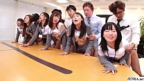 Download video bokep JAV huge group sex office party in HD with Subt... 3gp terbaru