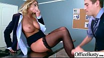 Superb Office Girl (August Ames) With Big Boobs... Thumbnail