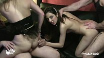 Hot Foursome Orgy teen girls gone wild