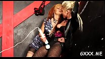 Hot pussy pleasing, sucking and fucking with ju...