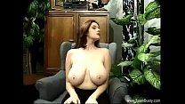 Giant Boobs Brunette Amateur MILF
