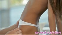 Petite latina teen Veronica pussy railed hard by her lover