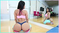BANGBROS - Big Ass Latina MILF Rose Monroe Teac... Thumbnail