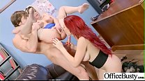 (Rachel RoXXX & Skyla Novea) Round Big Boobs Of... Thumbnail