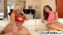 Olivia Austin and Abigail Mac fuck Thumbnail