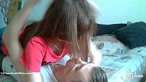 stunning 19y mega cute russian sex goddess with big tits in homemade anal