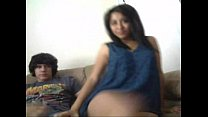 Desi Indian Girl With White BF
