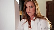 Squirter cleaning lady and the hot house owner ...
