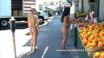 stroll naked a take jen friend earth and jenni francisco: san in Nude