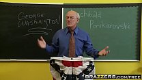 Brazzers - Big Tits at School - Jordan Pryce and Ramon - Fucking To America thumbnail