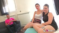 A gift for The Spanish Cuckold: his first MMF t... Thumbnail