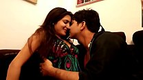 Nangi Bhabhi Doing Romance with Student14874117... thumb