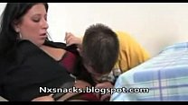 Mamma Getting Fucked By Young Stud in Kitchen 1... Thumbnail