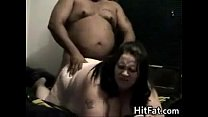 Fat White Woman And Her Fat Dark Man Thumbnail