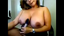 Busty Latina Mature MILF Toys With Pussy - Part...