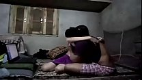 Horny Indian couple is fucking in front of the camera  hoping to earn some