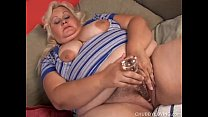 nde bbw beauty loves to fuck her soaking wet pussy
