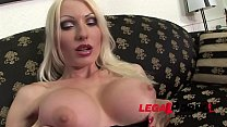 Anal milk play and Deep ass Fuck with Super Mil...