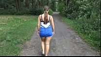 BLOWJOB IN THE FOREST AND FUCK IN MY HOME Thumbnail