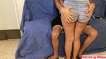 Download video bokep my niece shows me the shorts she gives him when... 3gp terbaru