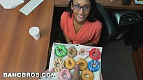 bangbros   how to sexually harass your secretary arianna knight properly