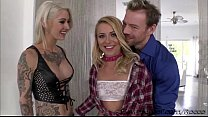 Hunk Eriks lovely girls Cameron and Kleio gets so wild - download porn videos