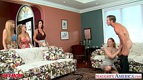 Moms Darla Crane, Holly Halston and Julia Ann s...