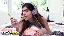 BANGBROS - Audrey Royal Prays To God While Bruno Dickemz Goes To Town