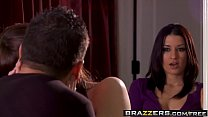 Brazzers - Real Wife Stories -  April Fools Fuck scene starring Ann Marie Rios, Chayse Evans, Danny Thumbnail
