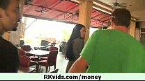 Money for live sex in public place 17