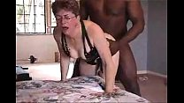 Lovely grandma from EpikGranny.com gets fucked by black friend