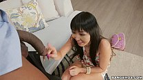 Shy Japanese Girl Marica Hase Gets Monsters of ...