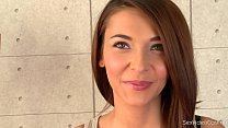 Smoking hot college Babe Alexis Brill welcome t...