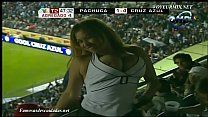 Soccer Fan with Bouncy Boobs Thumbnail