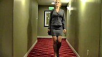 Kristyna Dark BDSM-Maturbation BTS