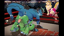 jasonafex the dragon getting ass fucked in boxing ring   yiff jasonafex
