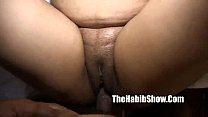 lady queen mixed phat booty creo fucked by hair...