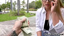 Sloan Harper gets paid for fucking dude - download porn videos