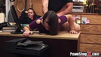 Pawn Shop Thief Pays the Price and Her Friend i...