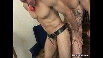 Hot Latin Hardcore Sex Scene