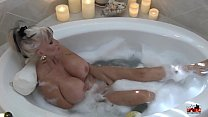 Download video bokep Hot MIlf in Bubble Bath - Sally D'angelo 3gp terbaru
