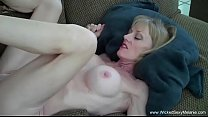 Mommy Says Use My Pussy To Son