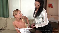 Promesita and Walleria - Lesbian Older Younger