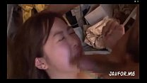 Kidnaped Japanese girls was forced to suck cock...
