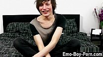 Emo gay dick humping Jesse Andrews is only 18 y...