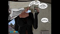 3D Comic: Breaking Point 1