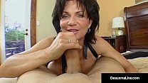 Mature Milf, Deauxma, Has Boy Toy Over For Deep...