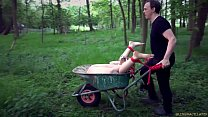 Bondage punishment salvation for young sinful s...