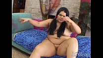 Tubby Asian cutie Vanessa Lee gets it doggie style